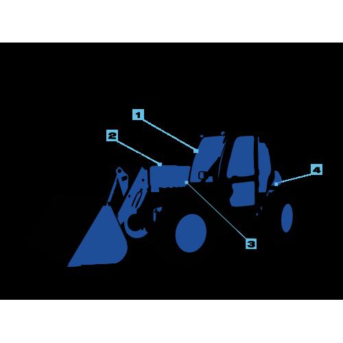 Teleskoplader