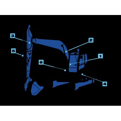 Hydraulikbagger