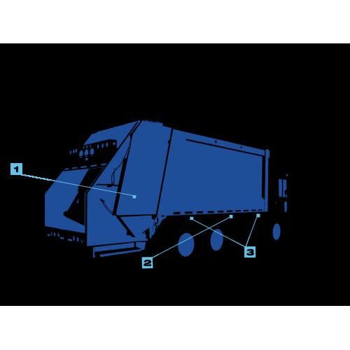 pressmuell-LKW 2