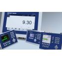 Gewichtswertindikator und Systeme zur Wägesteuerung